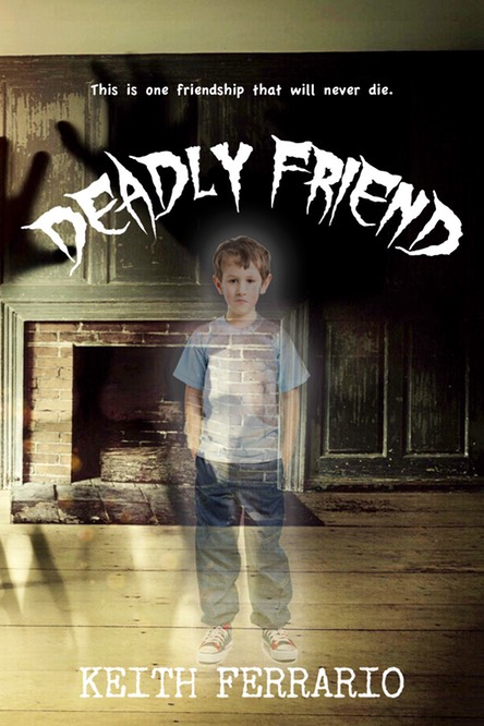 Deadly Friend Cover