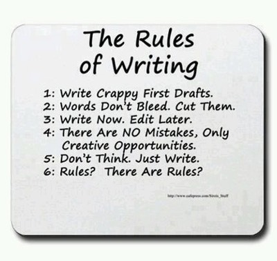RulesOfWriting